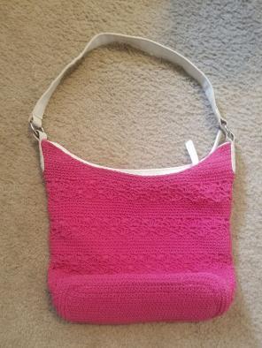 Jaclyn Smith - Pink u0026 white Jaclyn Smith purse & Jaclyn Smith Shoulder Bags | Mercari