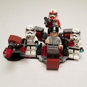 LEGO STAR WARS 75134 GALACTIC EMPIRE, used for sale