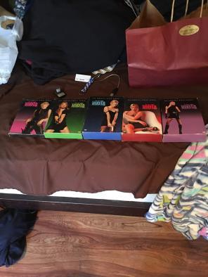 La Femme Nikita Complete for sale
