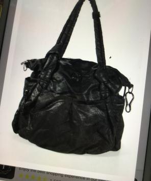 Lululemon Triumph Black Gym Bag for sale