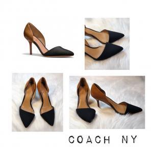 63df8ea44ff Women s COACH NY Camille Heels Size 7.5B