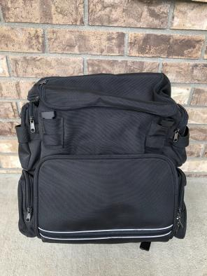 T bags Motorcycle Luggage for sale