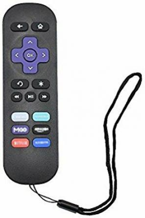 Remote Controller Replacement for Roku, used for sale