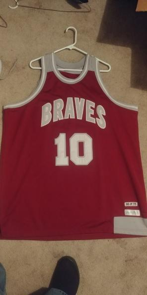 Earl the pearl Monroe hs jersey for sale