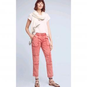 Anthropologie Wanderer Cargo Trousers, used for sale