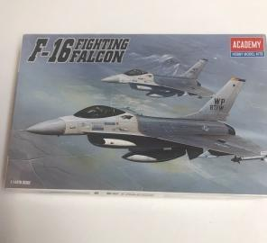 F-16 Fighting Falcon 1:144th Scale Model for sale